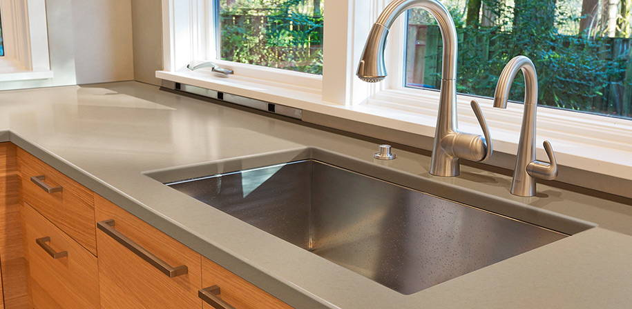 Hazelwood Quartz Countertops