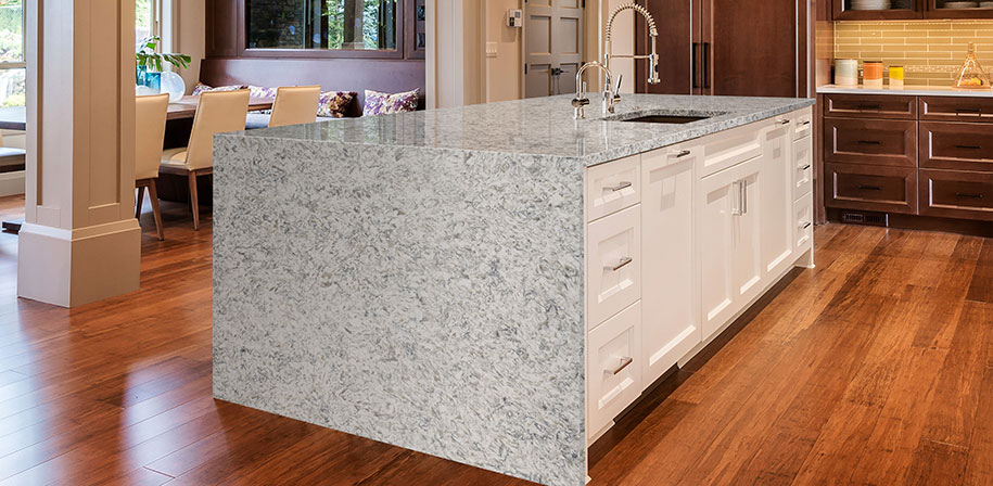 Montclair White Quartz