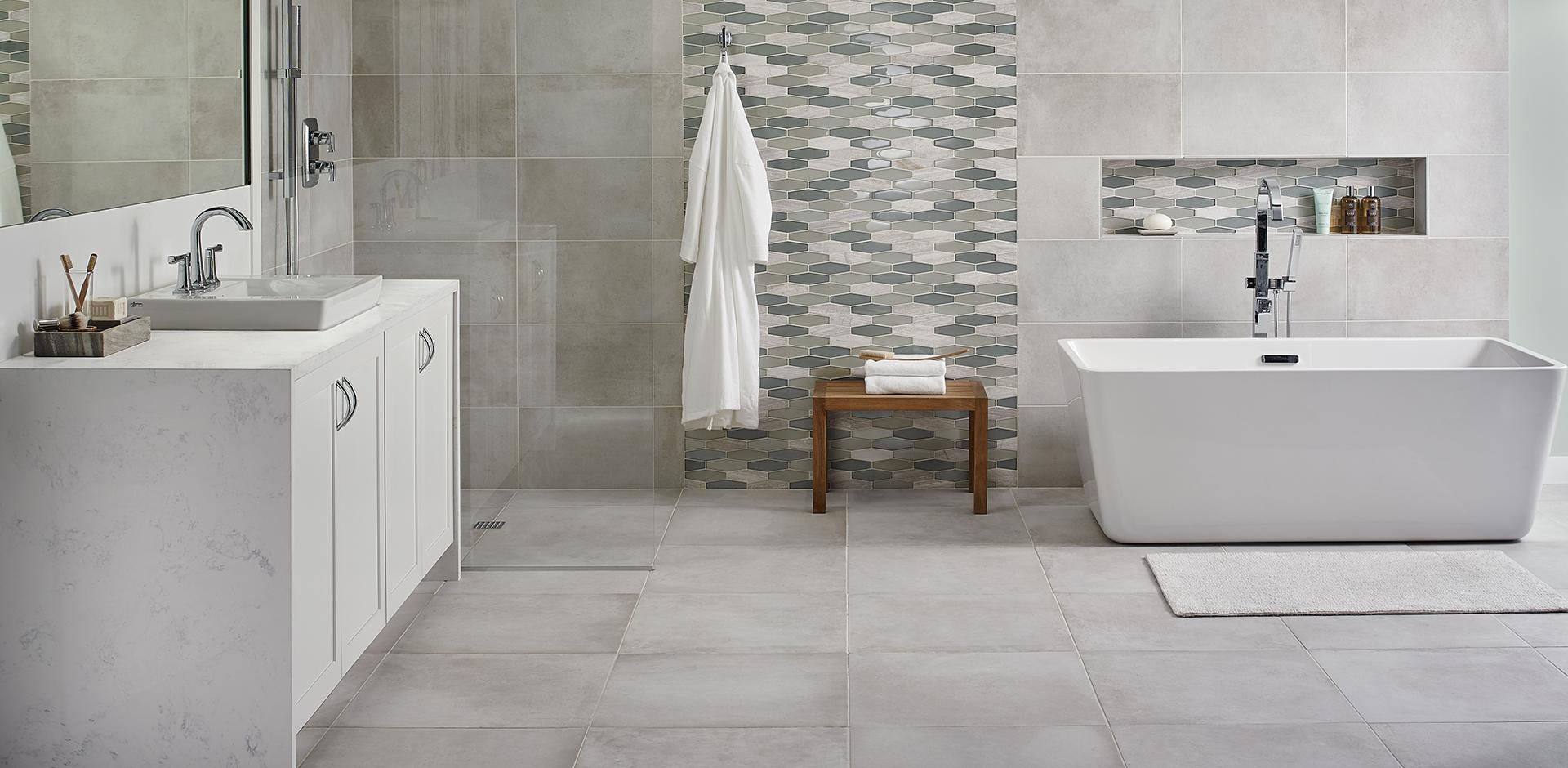 Bathroom Countertop Quartz Calacatta Vicenza