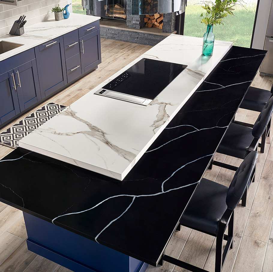 Marquina Midnight Quartz