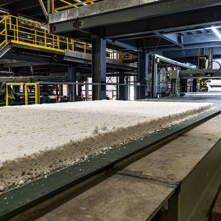 Quartz Countertops Production