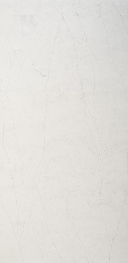 CALACATTA CLARA<sup>&#8482</sup> - Quartz White Marble Looks CloseUp