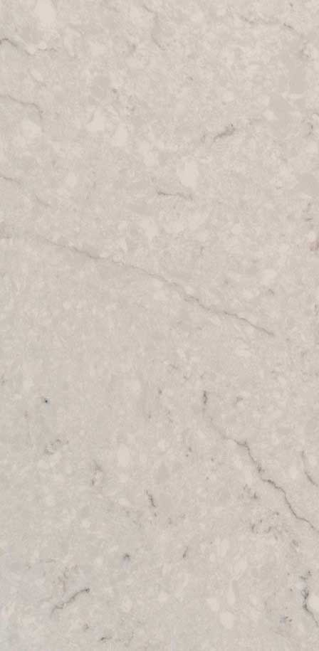 CARRARA CALDIA<sup>&#8482</sup> - Quartz White Marble Looks CloseUp