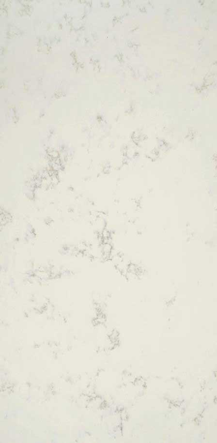 CARRARA GRIGIO<sup>&reg</sup> - Quartz White Marble Looks CloseUp