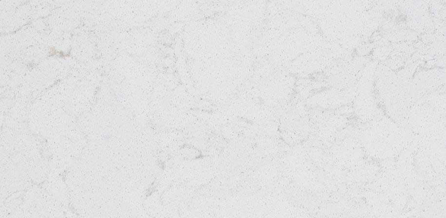 MARBELLA WHITE{{ qStatic.chkRegProduct('MARBELLA WHITE') ? '®' : '™' }} - Quartz White Marble Looks Closeup