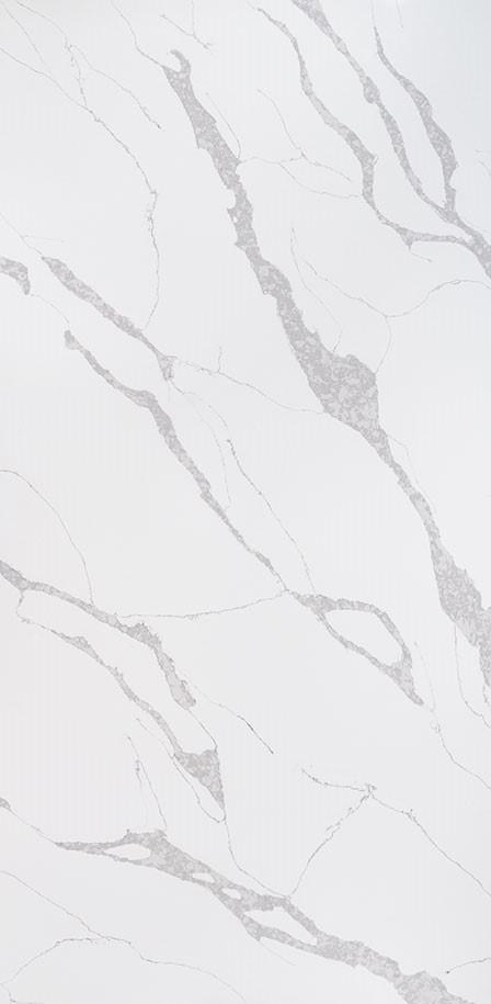 Calacatta Leon Marble Look Quartz Slab