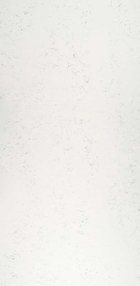 Cashmere Carrara Quartz Slab