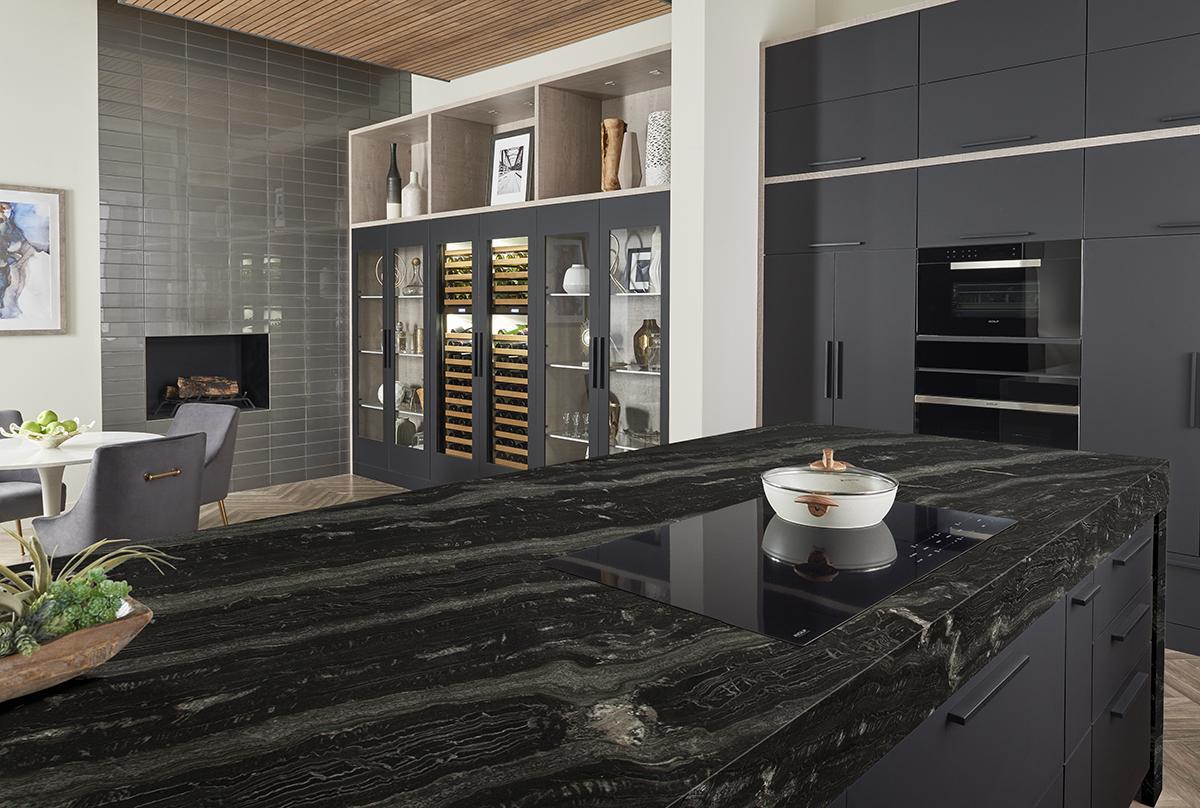 Agatha Black Granite Granite Countertops Granite Slabs