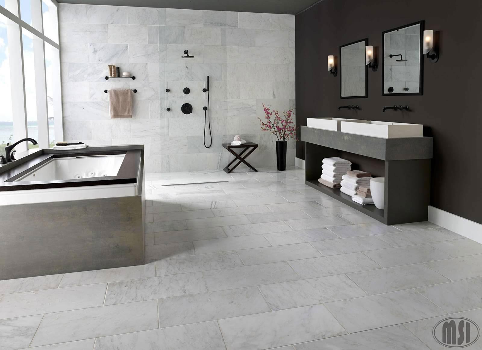 Arabescato Carrara Marble Countertops Marble Slabs Msi Marble