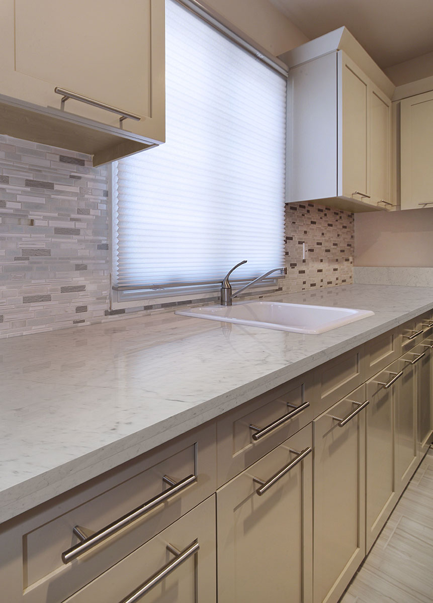 Carrara White Marble Countertops  Marble Slabs  MSI Marble