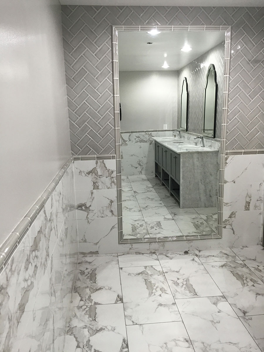 Dove Gray Subway Tile 3x6 Gray Backsplash Tile Gray