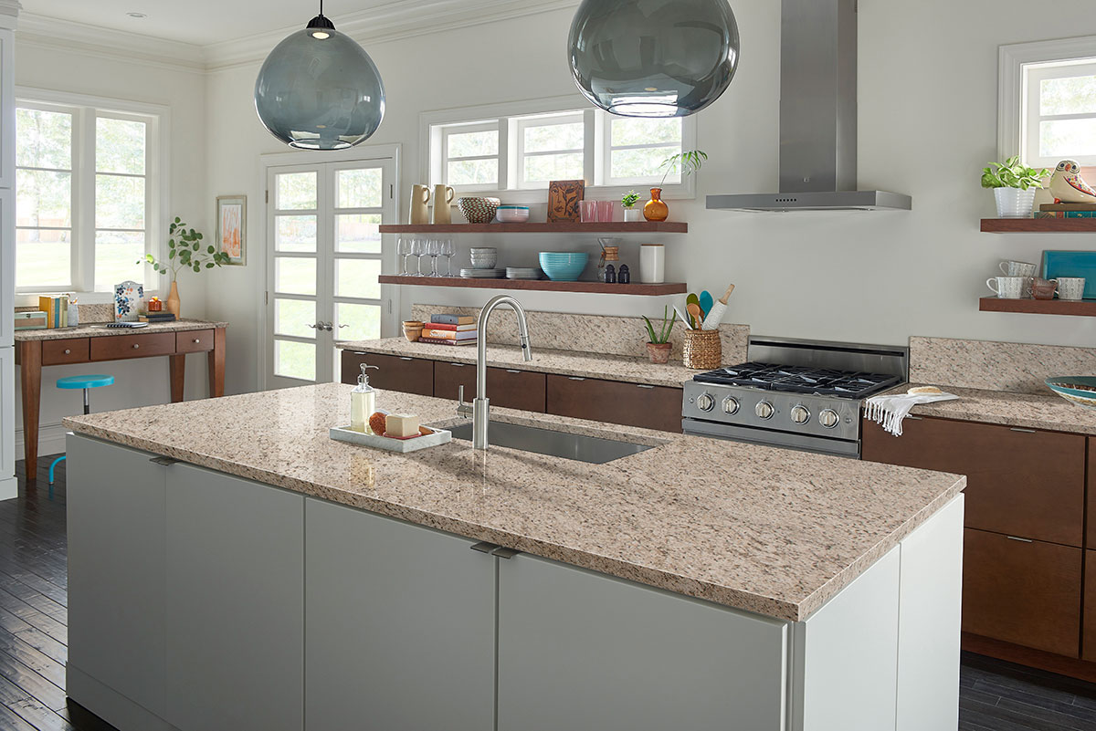 Giallo Ornamental Granite Granite Countertops Granite Tile
