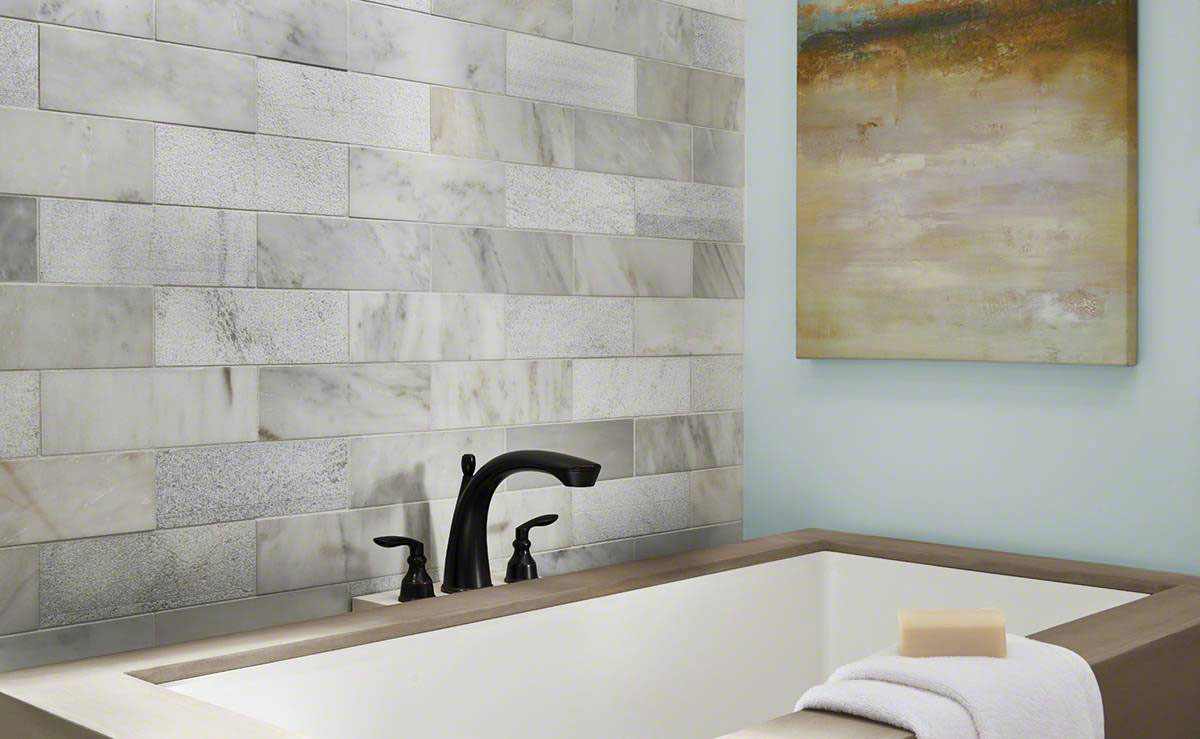 - Greecian White Marble Subway Tile 4x12 Subway Tile Collection