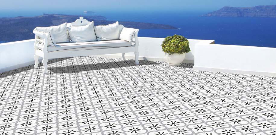 Azila Porcelain Kenzzi Flooring Scene