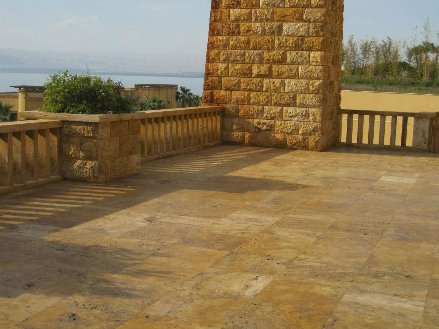 Travertine Pavers | Tuscany Riviera Tumbled