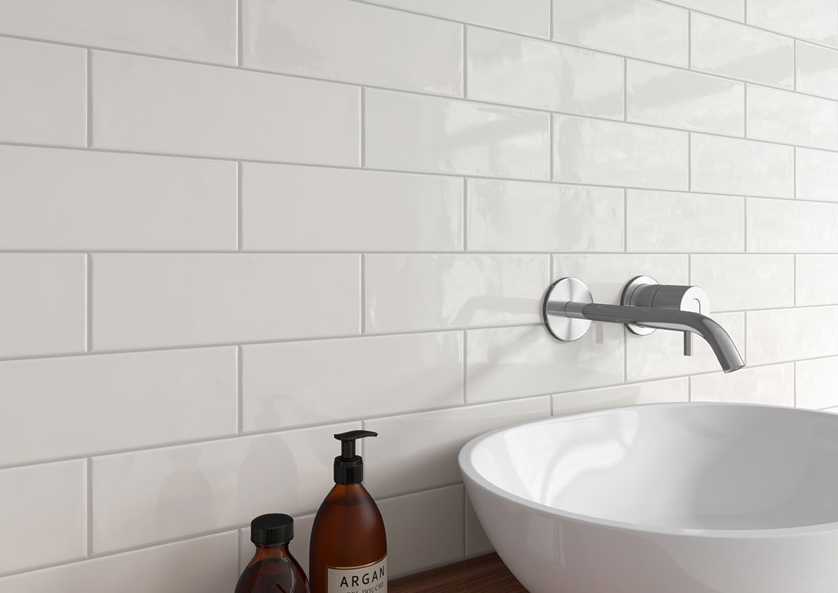 Pure Ceramic Tile Subway Tile Collection