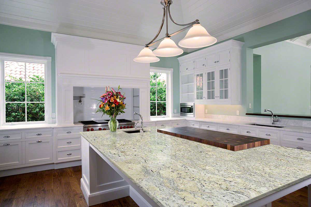 White Ice Granite | Granite Countertops | Granite Slabs