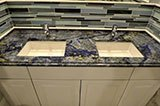 Blue Bahia Granite A