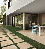 Living Style Beige Pavers Porcelain A