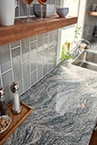 Silver Creek Granite_Morning Fog Subway Tile 4x12 B