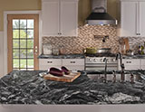 Silver Waves Granite_Carrara White 2x4 Polished A