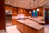 Typhoon Bordeaux Granite_Durango Cream Travertine B