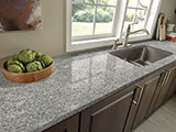 White Sparkle Granite A