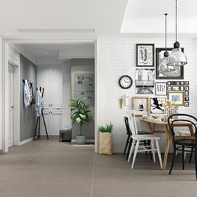 Dimensions Concrete Room Scene