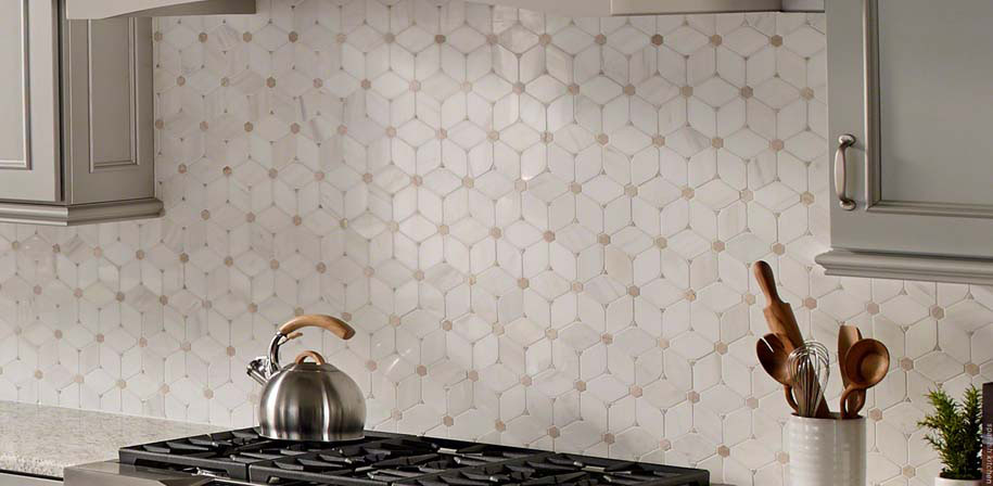 Ideal Tile Kitchen