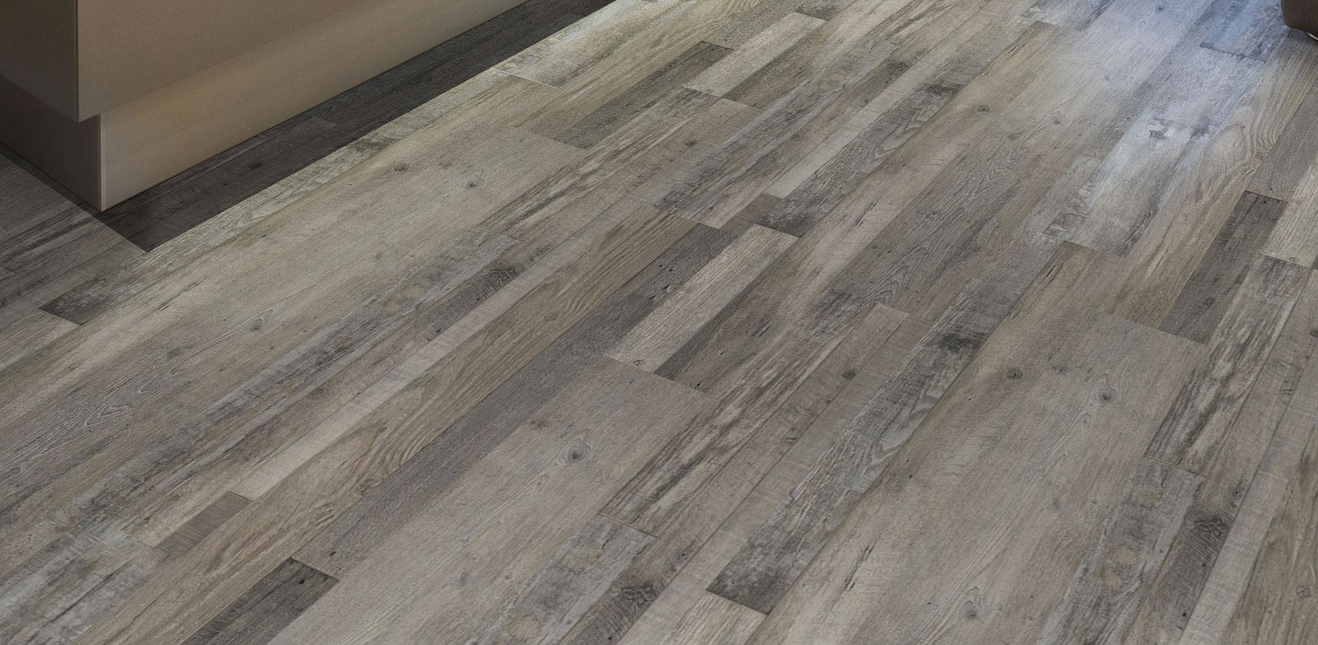 Vinyl Flooring Rigid Core Cyrus Mezcla