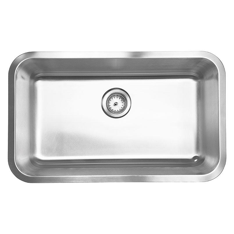 Kitchen Sinks Single Bowl 3018 Msi Surfaces