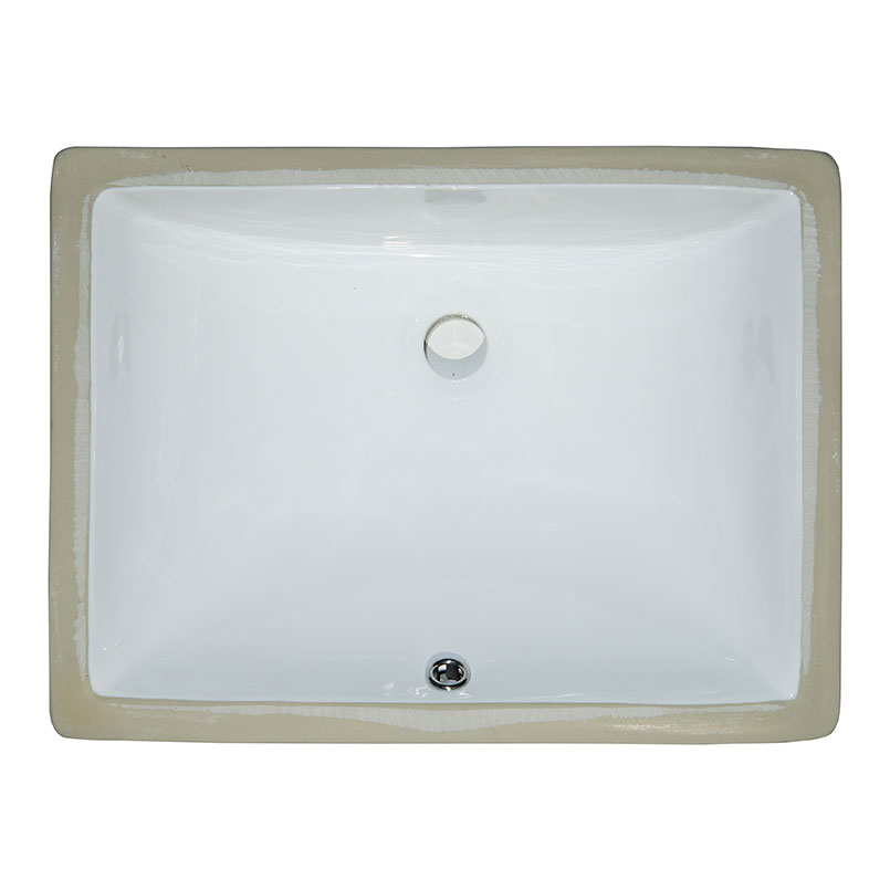 Kitchen Sinks Vanity White Rectangle Porcelain 2015 Surfaces