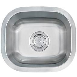 Single Bowl 121 Kitchen Sinks