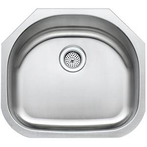 Single Bowl 232 Kitchen Sinks