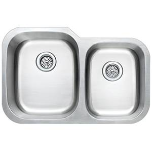 Double Bowl 60/40 - 312 Kitchen Sinks