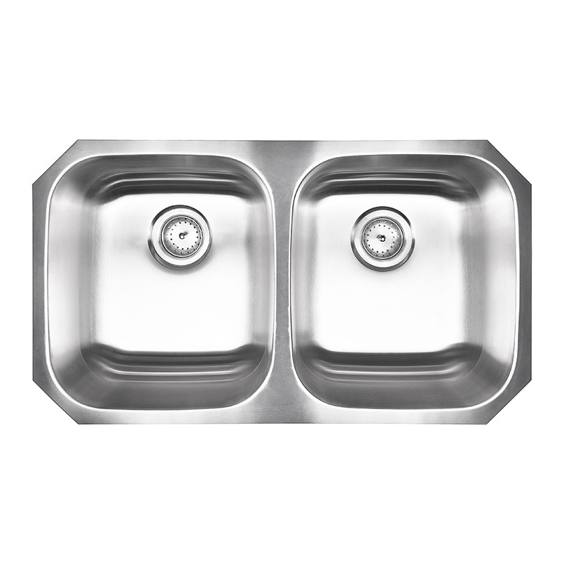 Double Bowl 311 Kitchen Sinks