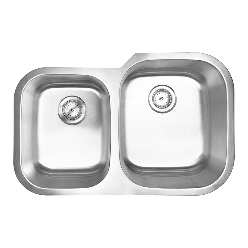 Double Bowl Kitchen Sinks 3120