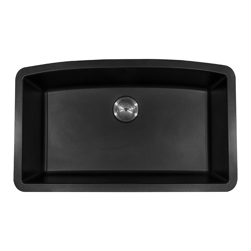 Black Quartz Single Bowl 3219 Product Page