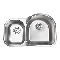 Double Bowl 312 Kitchen Sinks