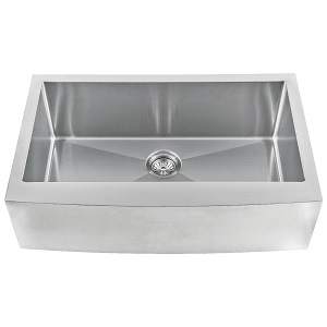 Single Bowl Handcrafted Farmhouse Kitchen Sinks