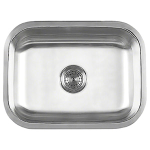 Single Bowl 2318 Kitchen Sinks