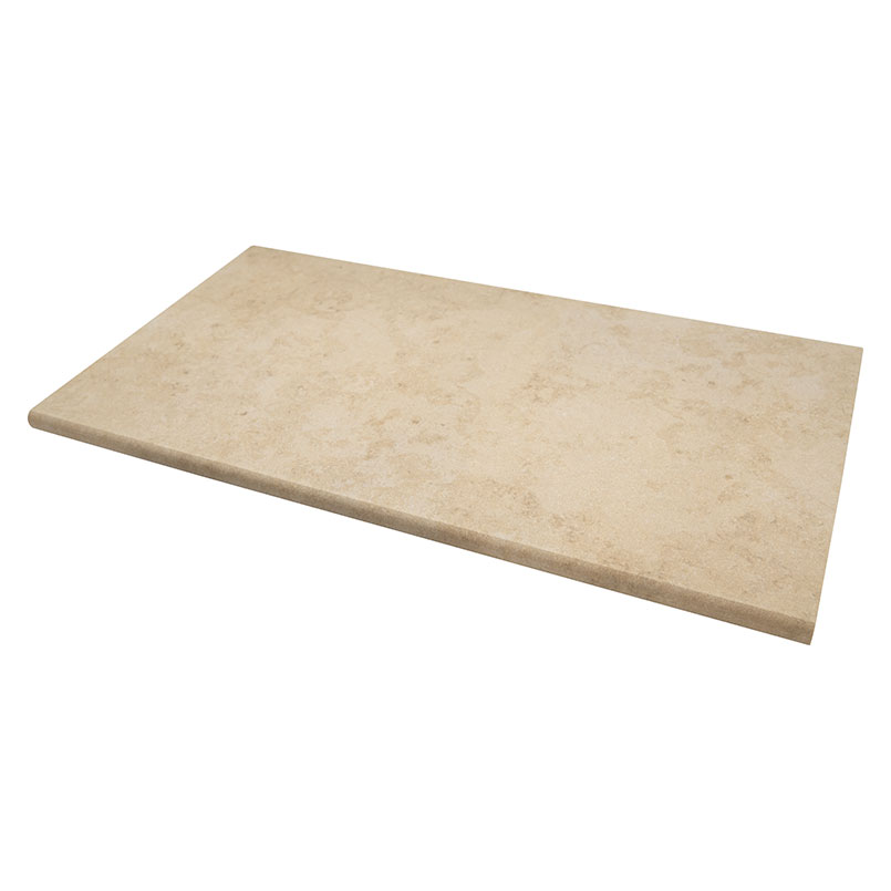 PETRA BEIGE 13X24X2CM POOL COPING