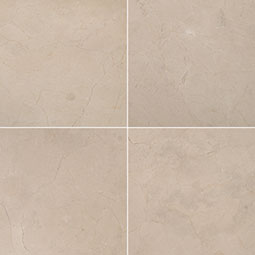 CREMA MARFIL 12X12X.38-HONED