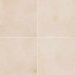 CREMA MARFIL 18X18X.63- HONED