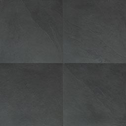 MONTAUK BLACK 24X24X.40 GAU