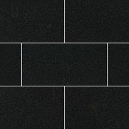 PREMIUM BLACK 12X24X.38 HONED