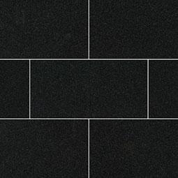PREMIUM BLACK 12X24X.38 P1