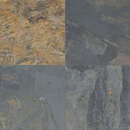 RUSTIC GOLD 12X12X.40 GAU-CLAS