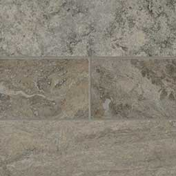 Silver Travertine 4x12 Honed and Filled