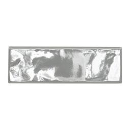 URBANO GRAPHITE 4X12 GLOSSY BULLNOSE